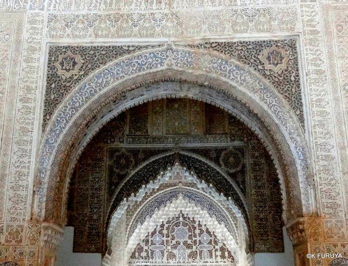 スペイン旅行記 16  アルハンブラ宮殿_a0092659_23481563.jpg
