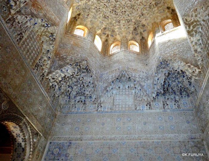 スペイン旅行記 16  アルハンブラ宮殿_a0092659_23544176.jpg