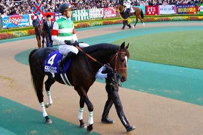 超豪華メンバーのジャパンCは、菊花賞馬エピファネイアが衝撃の圧勝で復活V_b0015386_0273565.jpg
