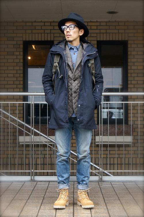 SOPHNET. × JUNYA MAN - Rain Layered!! _c0079892_2102183.jpg