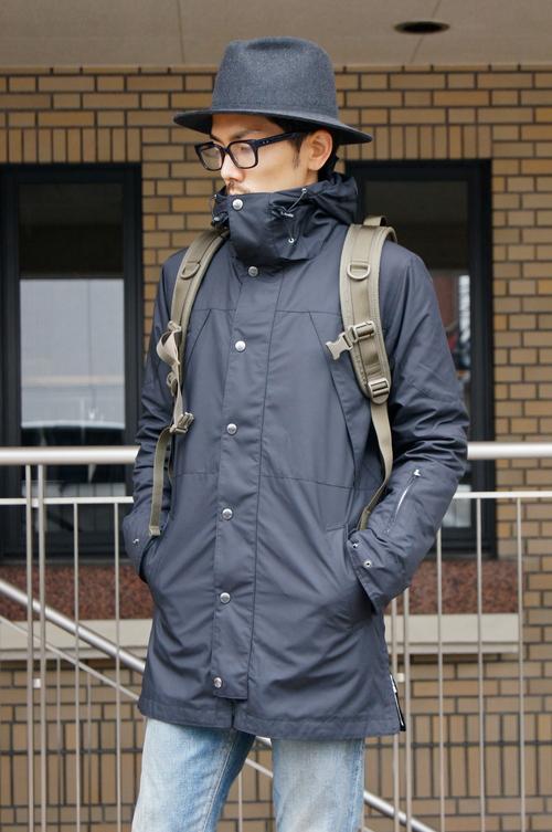 SOPHNET. × JUNYA MAN - Rain Layered!! _c0079892_2135831.jpg