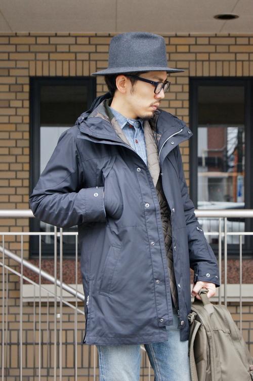 SOPHNET. × JUNYA MAN - Rain Layered!! _c0079892_2141241.jpg