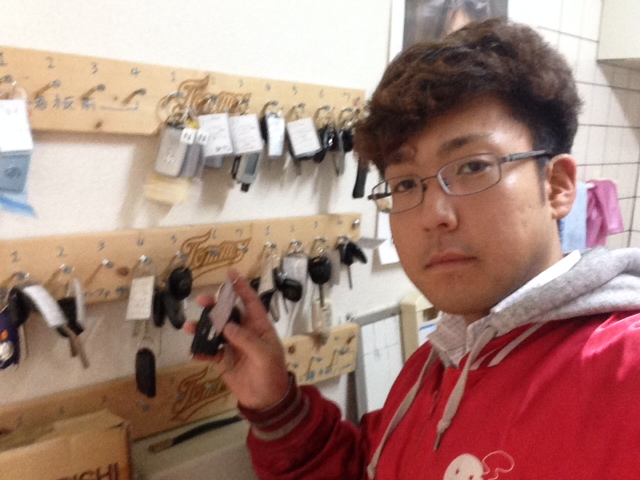 12月2日 火曜日!月初のトミー、店長のニコニコブログ!_b0127002_21495677.jpg