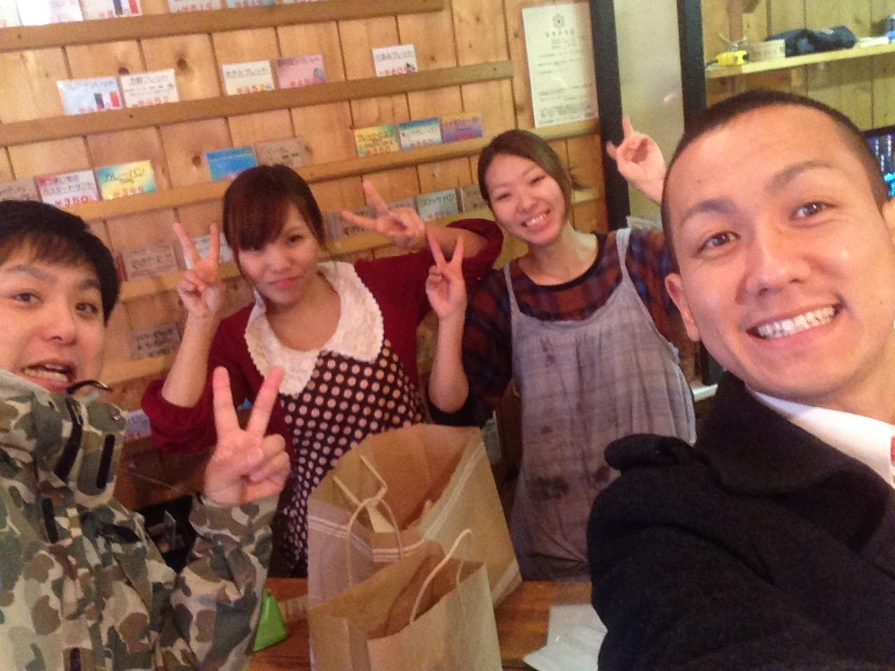 12月2日 火曜日!月初のトミー、店長のニコニコブログ!_b0127002_2151460.jpg