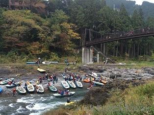 長瀞→御岳  SD SPORTS来たる 2014_f0164003_9345854.jpg