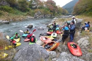 長瀞→御岳  SD SPORTS来たる 2014_f0164003_9365119.jpg