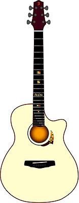人生最高峰のギター! Yokoyama Guitars 『AR-GB #555』_c0137404_8201051.jpg