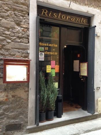 フィレンツェで一人ランチが気軽にできる店、しかも安い!_a0207108_21422034.jpg