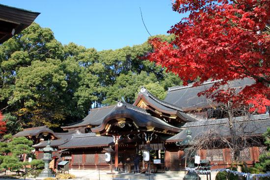 14紅葉めぐり 54 今宮神社_e0048413_1950569.jpg
