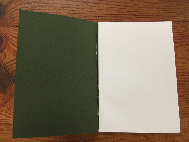 今年の仕事用ノート4冊目。_f0220714_2351045.jpg