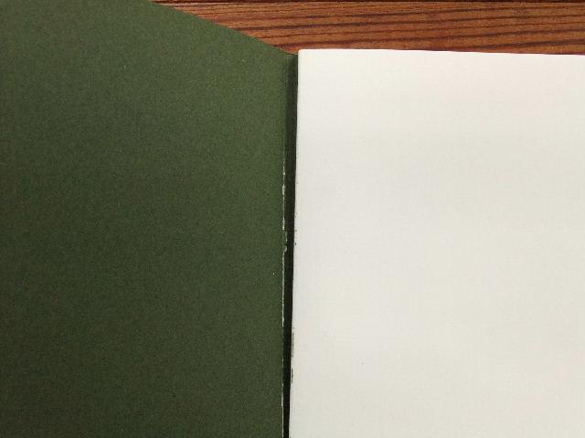 今年の仕事用ノート4冊目。_f0220714_2351116.jpg