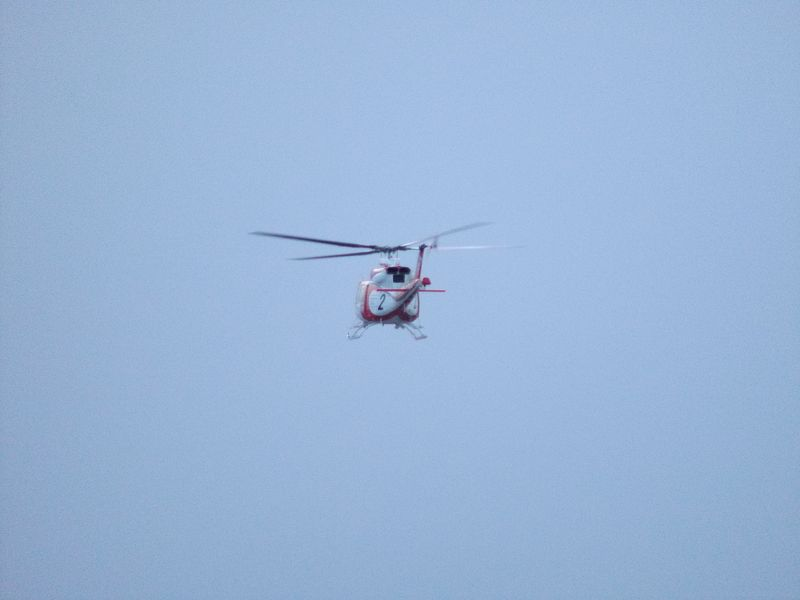 氷点下が続く日中も活躍する防災消防ヘリ_c0025115_1993879.jpg