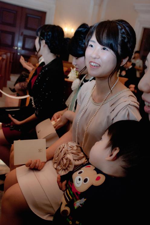 2014/11/29 スタッフさん結婚式_b0112648_0491189.jpg
