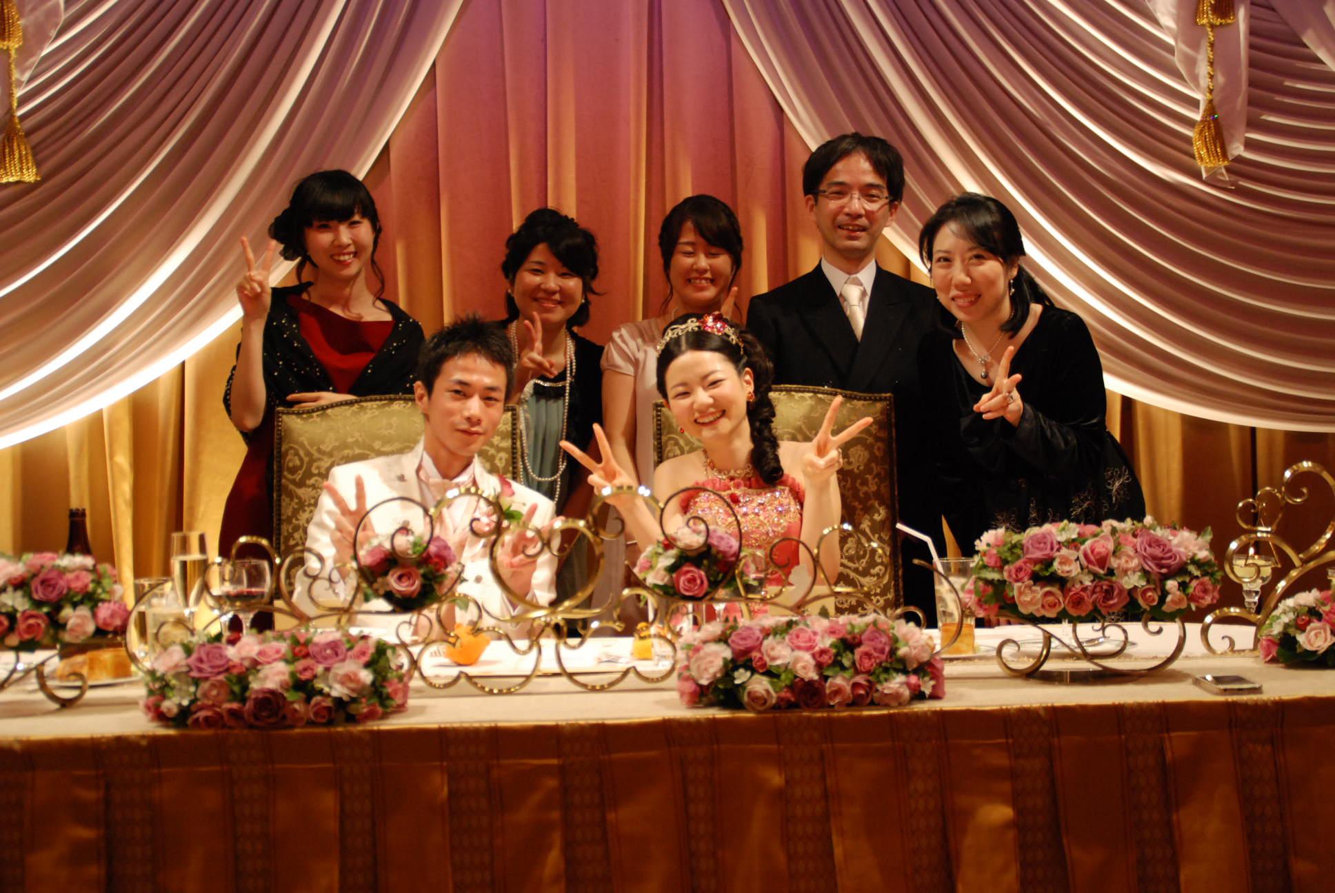 2014/11/29 スタッフさん結婚式_b0112648_10511.jpg