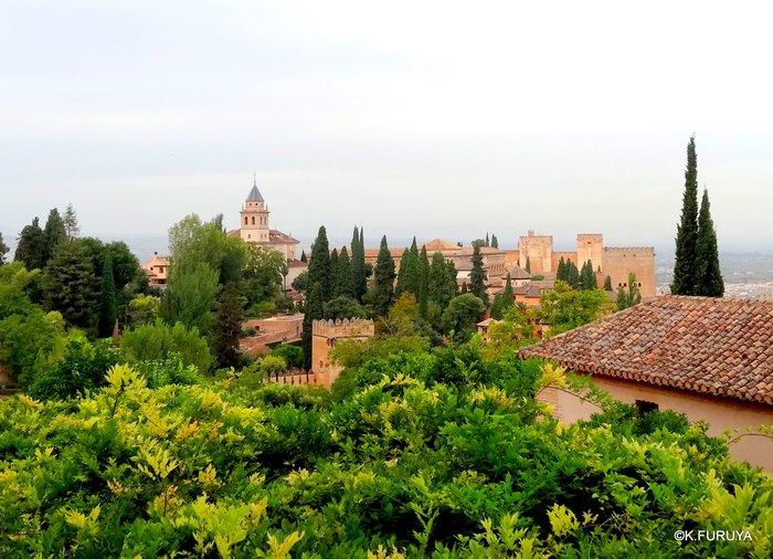 スペイン旅行記 16  アルハンブラ宮殿_a0092659_0145437.jpg