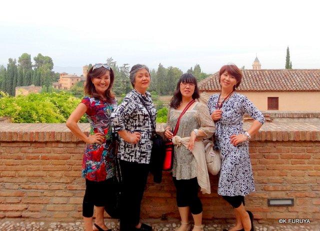 スペイン旅行記 16  アルハンブラ宮殿_a0092659_038915.jpg