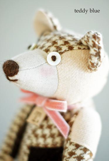 sweetie baby teddy  スイーティ ベイビーテディ_e0253364_21504091.jpg