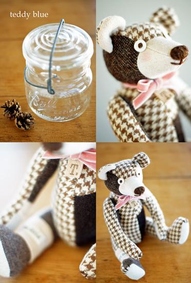sweetie baby teddy  スイーティ ベイビーテディ_e0253364_21505514.jpg