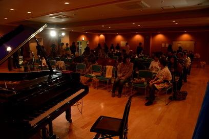 5th Uto Jazz Meet 前夜祭・・・その1_f0358164_19414261.jpg