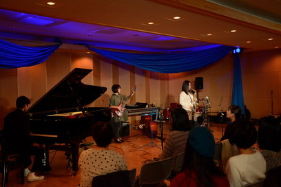 5th Uto Jazz Meet 前夜祭・・・その1_f0358164_19441040.jpg