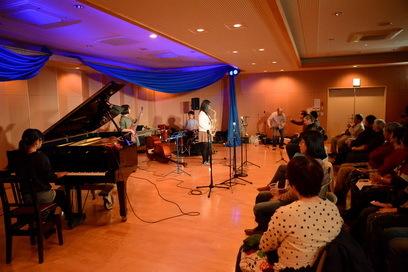 5th Uto Jazz Meet 前夜祭・・・その1_f0358164_19474504.jpg
