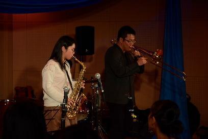 5th Uto Jazz Meet 前夜祭・・・その1_f0358164_19484802.jpg