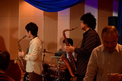 5th Uto Jazz Meet 前夜祭・・・その1_f0358164_19505939.jpg