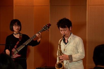 5th Uto Jazz Meet 前夜祭・・・その1_f0358164_19515475.jpg