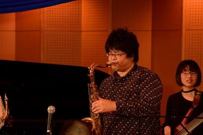 5th Uto Jazz Meet 前夜祭・・・その1_f0358164_19534477.jpg