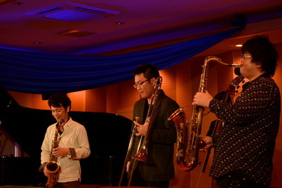 5th Uto Jazz Meet 前夜祭・・・その1_f0358164_19555382.jpg