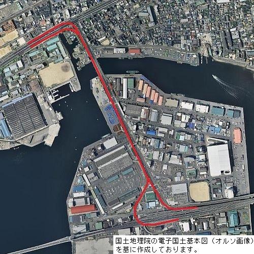 阪神高速道路湾岸線に残された延伸・分岐準備箇所について_c0340867_22595901.jpg