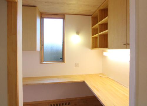 仙台八幡の家:完成引渡3_e0054299_11500058.jpg
