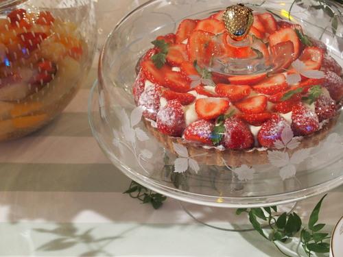 イチゴのパーティフード@英国大使館_a0116902_2131417.jpg