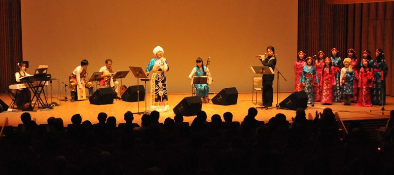 来日20周年記念コンサートin札幌_c0162404_1034121.jpg