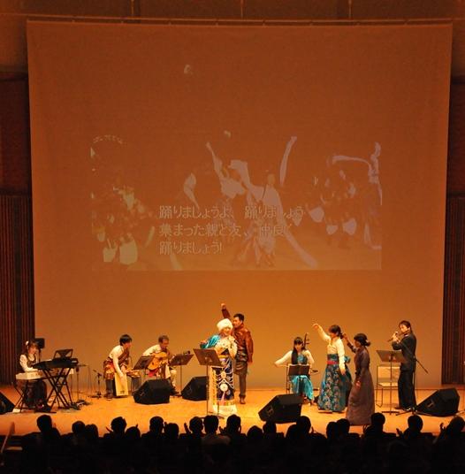 来日20周年記念コンサートin札幌_c0162404_10401441.jpg