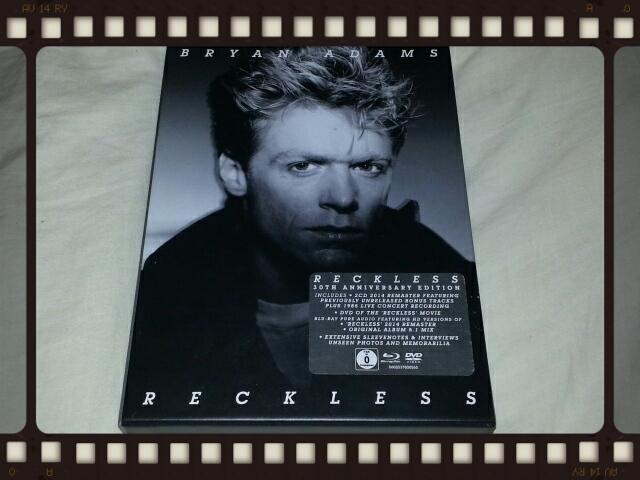 BRYAN ADAMS / RECKLESS 30TH ANNIVERSARY EDITION_b0042308_095968.jpg