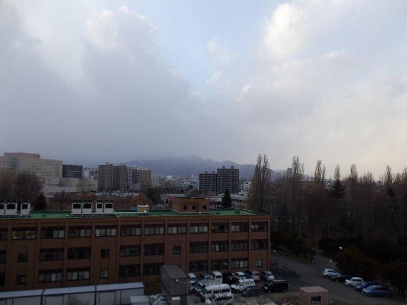 ほぼ真冬日なのに雪がほとんど降らない札幌_c0025115_19261294.jpg