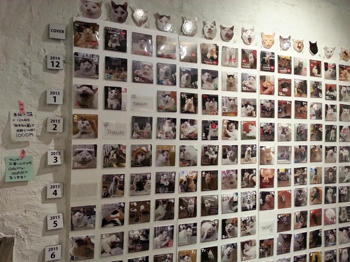 猫いっぱいの癒しのイベント!kachimoさんの「うちの猫ら」カレンダーヴァイキング展へ!_f0357923_18204950.jpg