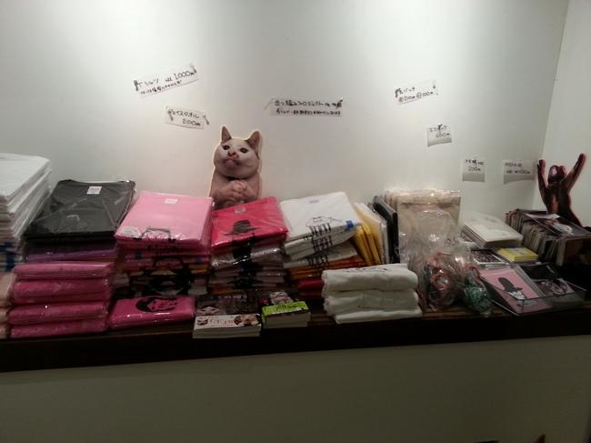 猫いっぱいの癒しのイベント!kachimoさんの「うちの猫ら」カレンダーヴァイキング展へ!_f0357923_21212462.jpg