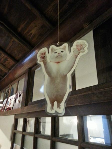 猫いっぱいの癒しのイベント!kachimoさんの「うちの猫ら」カレンダーヴァイキング展へ!_f0357923_2242960.jpg