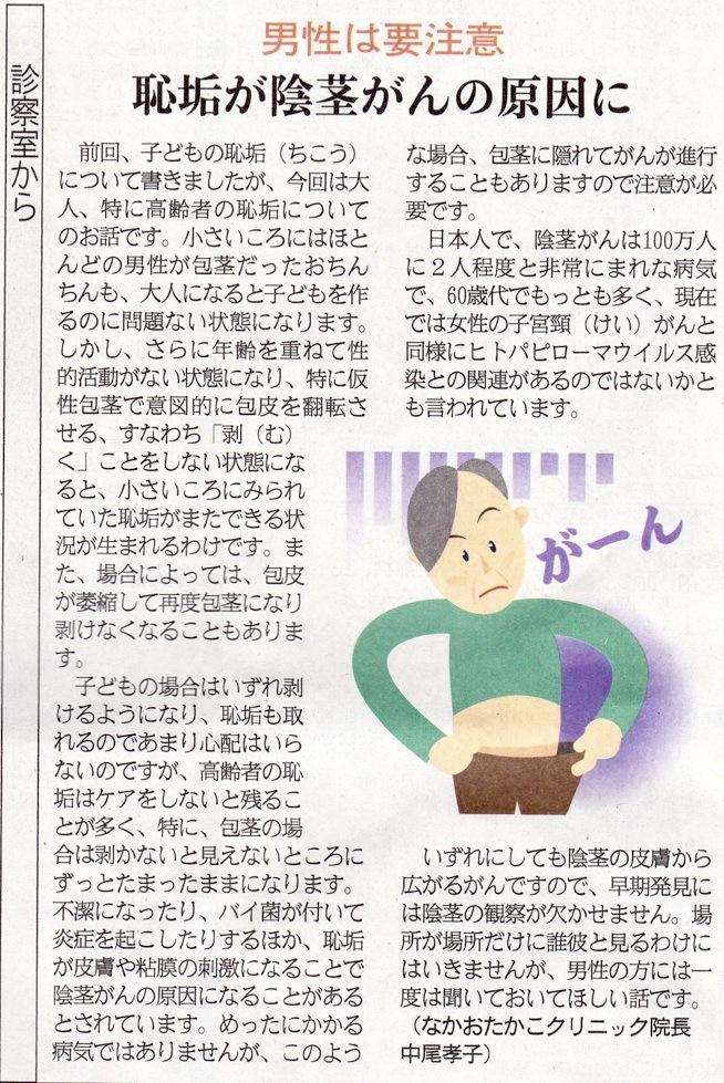 11月15日佐賀新聞です。_e0271258_1101814.jpg