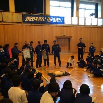 消防団活動_e0166762_1721628.jpg
