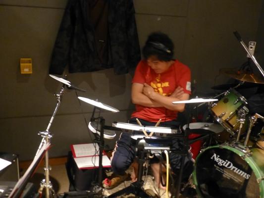 11月29日、ちょっと早いクリスマスコンサート@少年宅♪_e0188087_20465445.jpg
