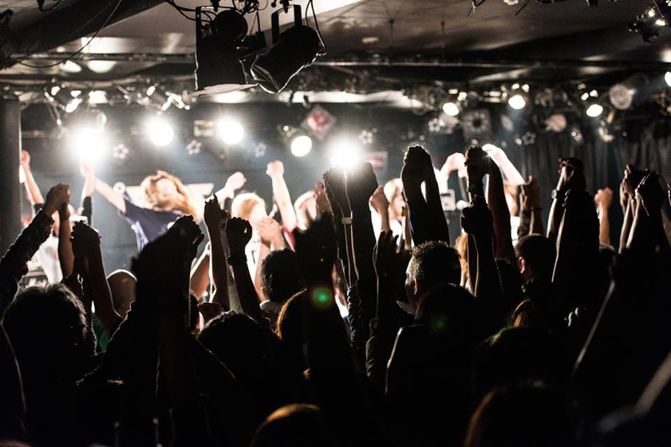 Carry On! TOUR 2014。HAYAMI_f0174088_2325077.jpg