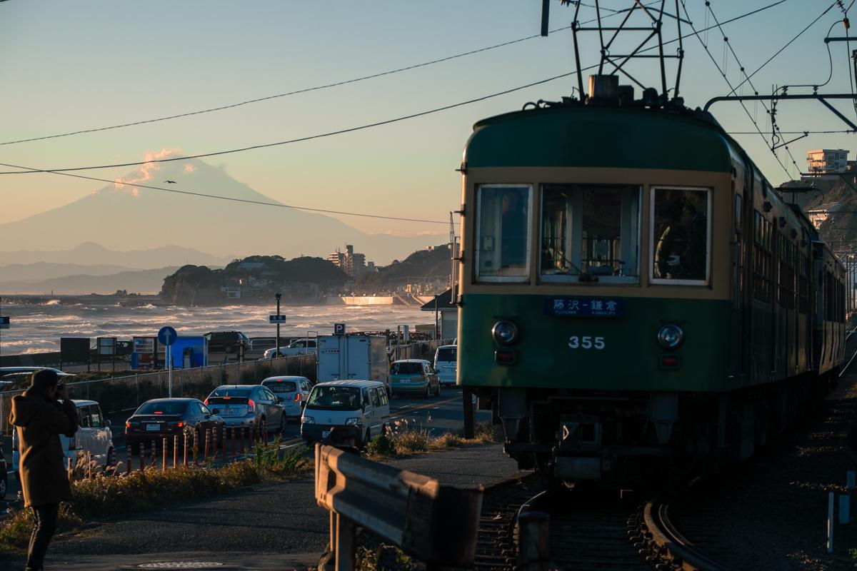 江ノ電散歩。_e0139093_1444929.jpg