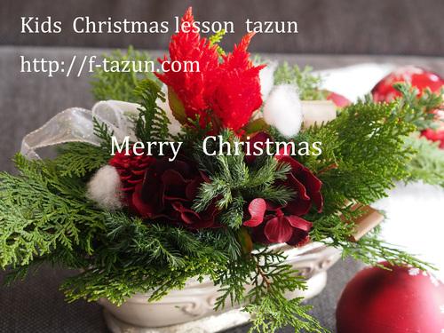 クリスマスレッスンでした♪_d0144095_2247738.jpg