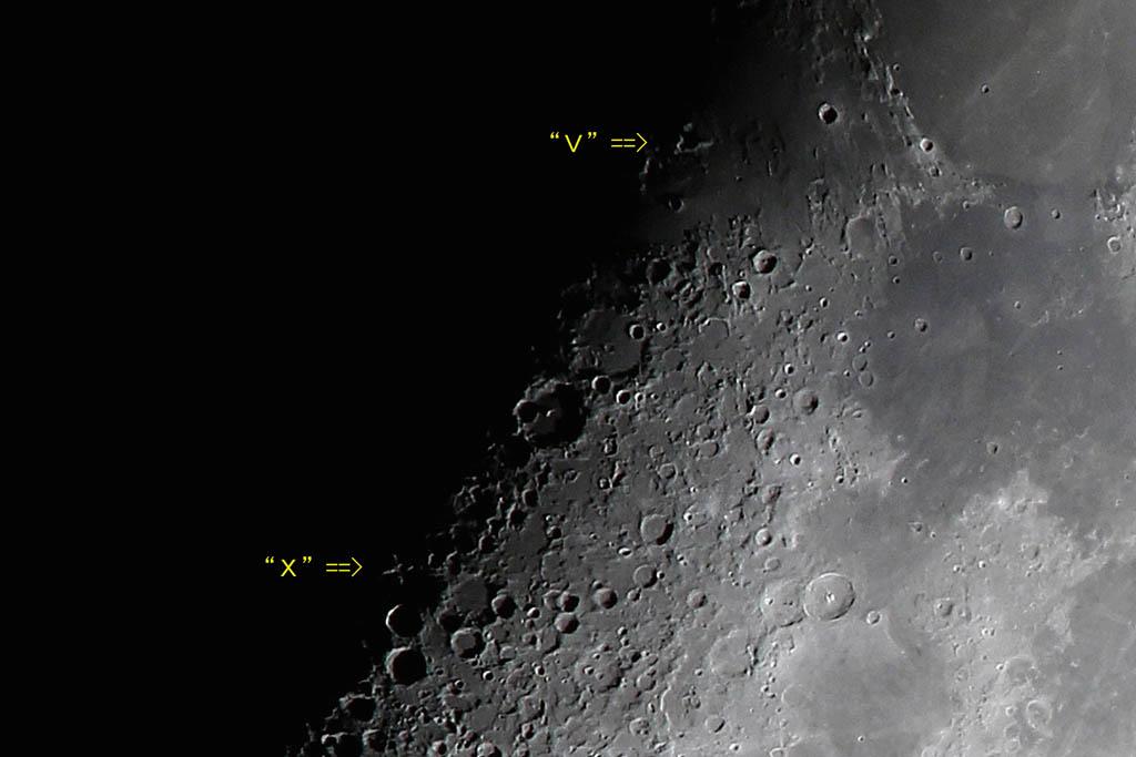 シメは強い/月面X、月面V/天王星と月_b0024798_11533891.jpg