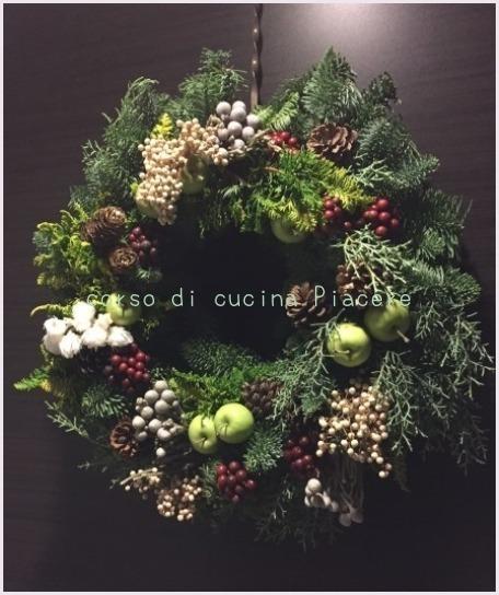 12月のDolceはプロフィテロール Profiterol_b0107003_19192976.jpg