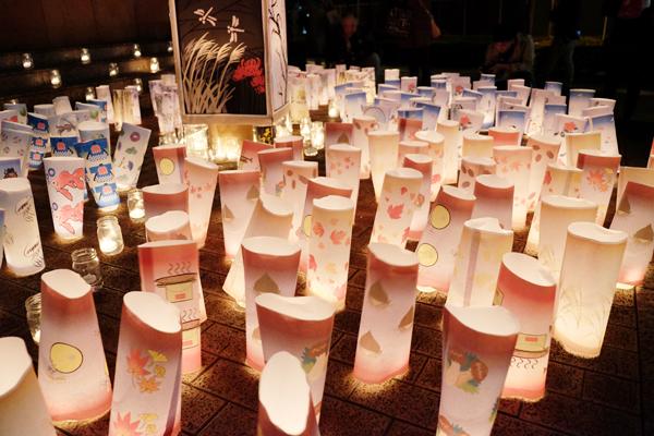 1000000人のキャンドルナイト 西梅田ナイト 2014.12.3_b0229012_12351735.jpg