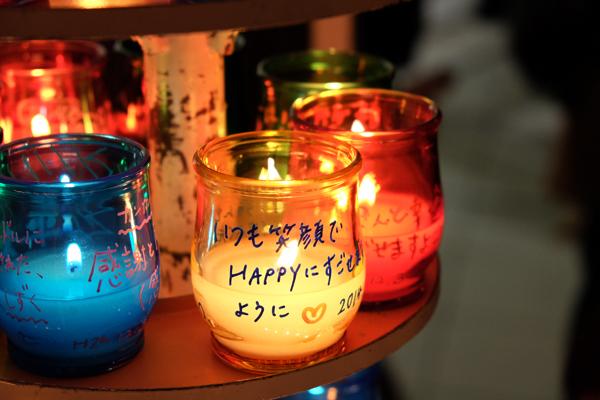 1000000人のキャンドルナイト 西梅田ナイト 2014.12.3_b0229012_12353693.jpg